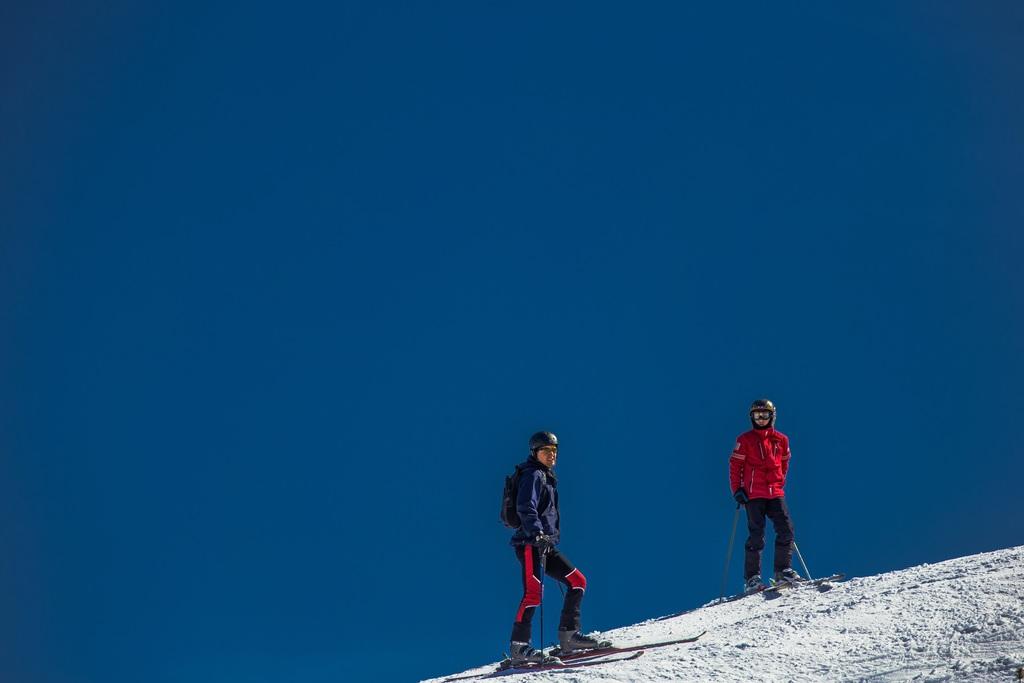ski en Australie.